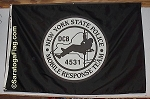 .NYS POLICE- Mobile Response Unit FLAG